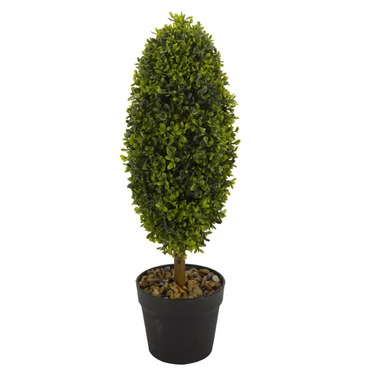 Uovo Faux Artificial Topiary Tree - 60cm