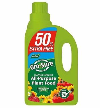Gro Sure All Purpose Plant Food 1L - Plus 50% Free (1.5L)