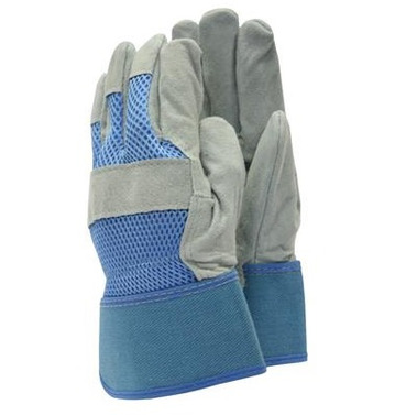 All Rounder Rigger Gardening Gloves - Blue - Small
