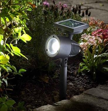 Alpha 365 Solar Spot Light - Smart Solar