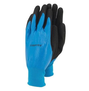 Town & Country Aquamax Waterproof Gardening Gloves -  Medium