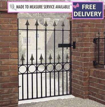 Balmoral Single Garden Gate