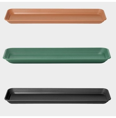 Balconniere Trough Tray Terracotta - Different Size & Colour Options