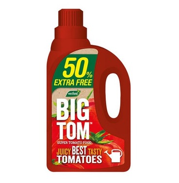 Westlands BIG TOM Super Tomato Plant Food 1.9L - Multi Buy Offer