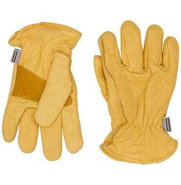 Extra Soft Leather Gardening Gloves - Medium