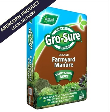 Farmyard Manure - 50L Westlands - Abercorn Local Delivery Product