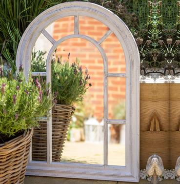 Florence Outdoor Garden Mirror