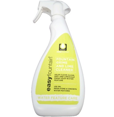 Water Feature & Fountain Grime and Lime Cleaner - 500ml
