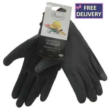 General Worker Gardening Gloves - Medium - Briers