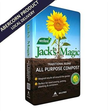 Jacks Magic Compost - Quanity Options - 60L Westlands - Abercorn Local Delivery