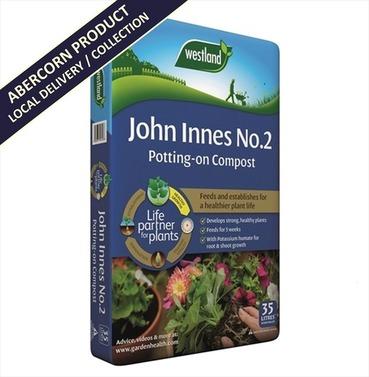 2 x John Innes No2 - 35L Westlands - Abercorn Local Delivery Product