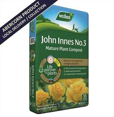2 x John Innes No3 - 35L Westlands - Abercorn Local Delivery Product