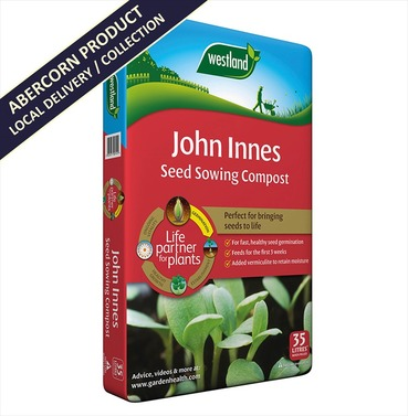John Innes Seed Sowing Compost - 35L Westlands - Abercorn Local Delivery Product