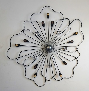 Flower Wall Art Decoration