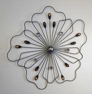 Flower Wall Art Decoration