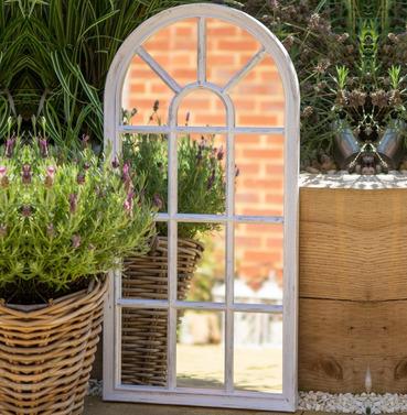 Modena Outdoor Garden Mirror