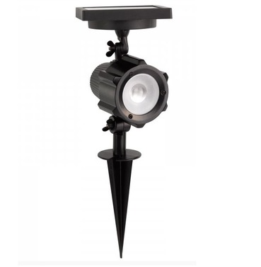 Optima Solar Spotlight - Adjustable Focus Lens - Smart Solar