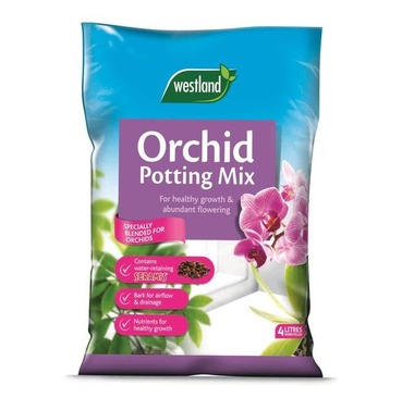 Orchid Compost - Westland Garden Health - 4 or 8 Litres Bag