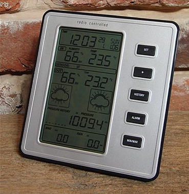 Professional Wireless Weather Centre