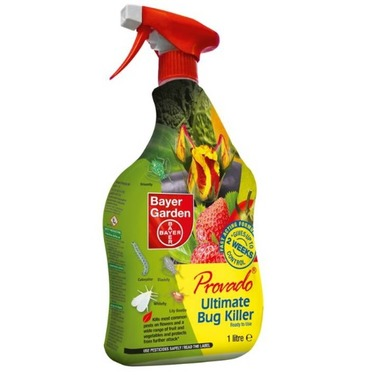 Provado Ultimate Bug Killer - Ready to Use 1L