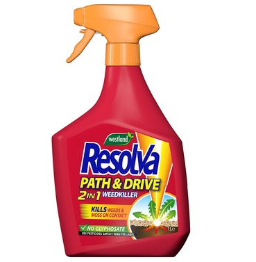 Resolva Path and Drive Weedkiller - 1L