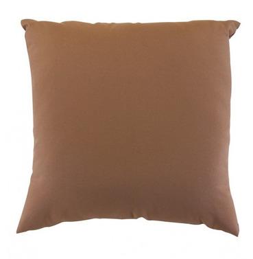 """Garden Furniture Scatter Cushion in Mocha 18"""" x 18"""""""
