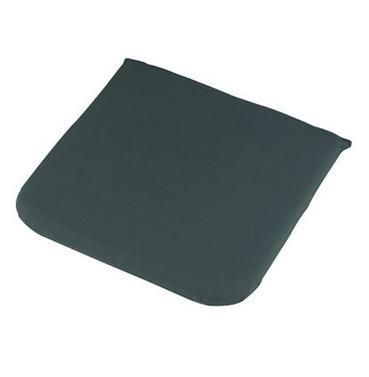 Garden Furniture Seat Cushion Pad in Green 40cm x 40cm