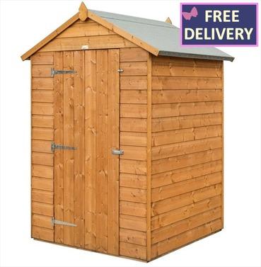 Wooden Garden Shed Modular Shed 4x4