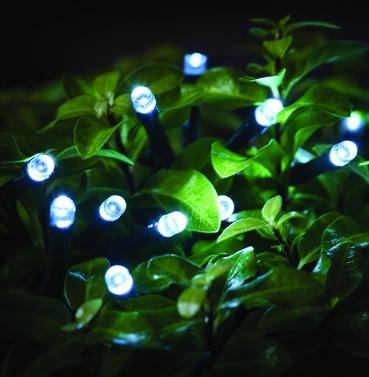 LED String Lights - Set of 200 White LEDs