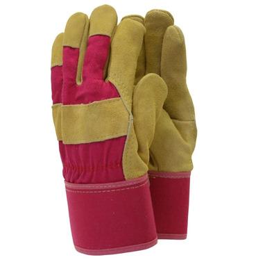 Thermal Rigger Gardening Gloves - Pink - Medium