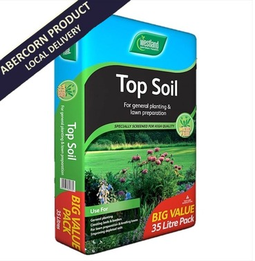 Top Soil - Quanity Options - 35L Westlands - Abercorn Local Delivery
