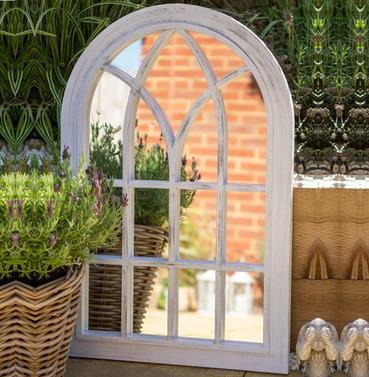 Toscana Outdoor Garden Mirror
