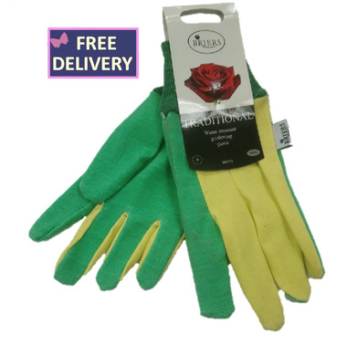 Traditonal Gardening Gloves - Medium