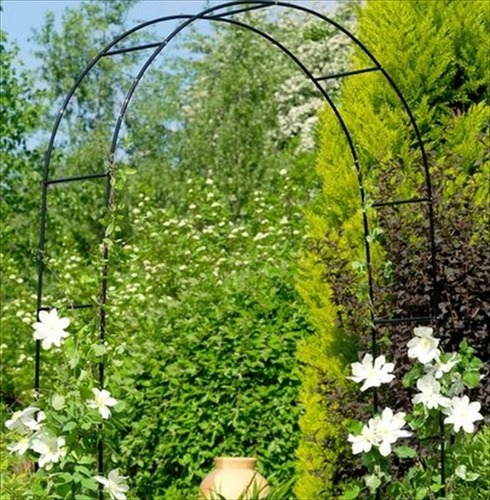 Easy Garden Arch From Gardman