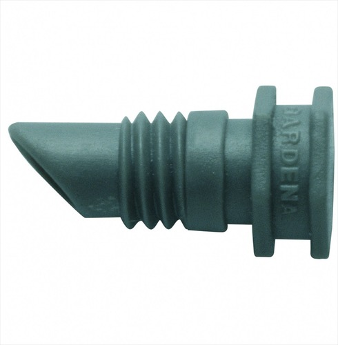 Pipe End Plug (pack 10) - Gardena 4.6mm Micro Irrigation Fitting