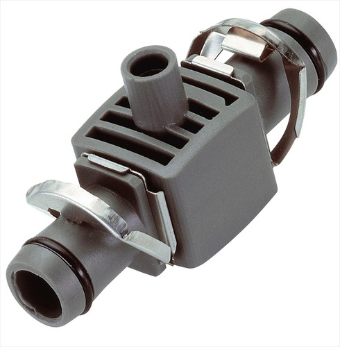 T Joint for Spray Nozzles (pack 5) - Gardena 13mm Micro Irrigation Fitting