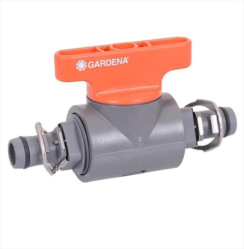Shut Off Valve (pack 1) - Gardena 13mm Micro Irrigation Fitting