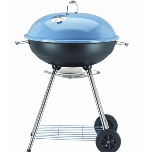 "Kettle Barbecue 56cm (22"") - Revolution - Blue"