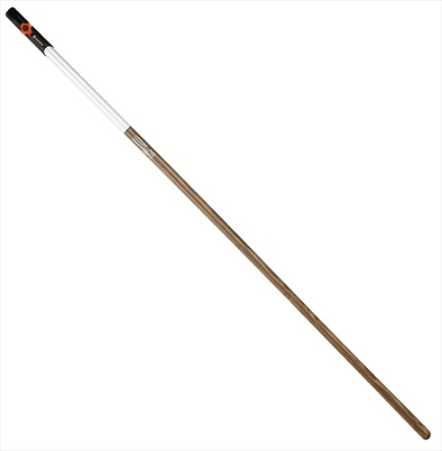 Gardena 150cm Combisystem Snap-in Wooden Handle