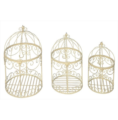 Old Rectory Bird Cages - Different Size
