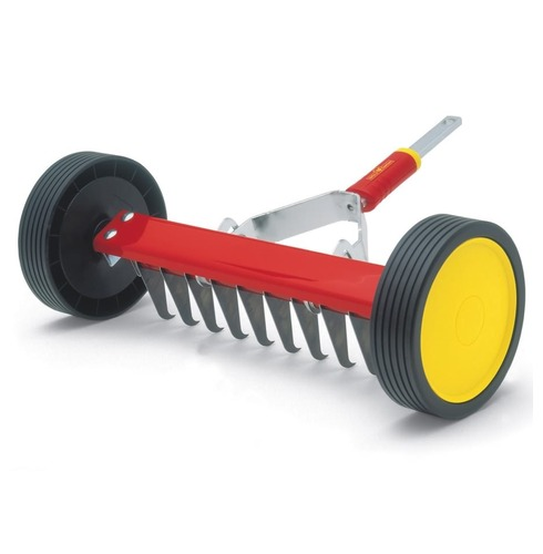 Multi-change Roller Moss Removal Rake 30cm by Wolf