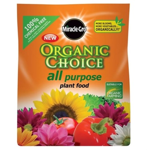 Miracle-Gro Organic Choice All Purpose Plant Food