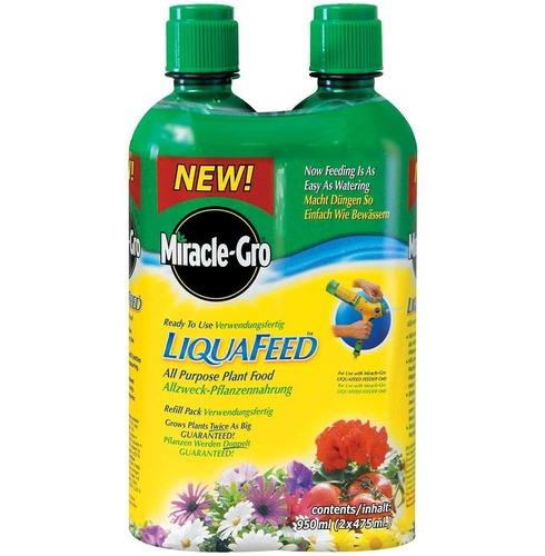 Miracle Gro LiquaFeed Plant Food Refills