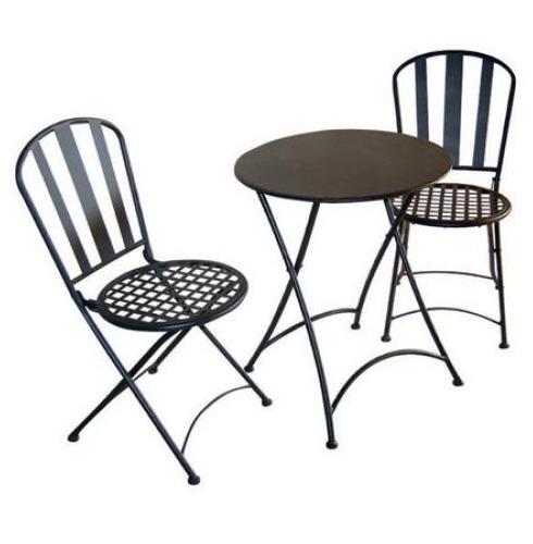 Parisian Tea for Two Garden Furniture Set D/L