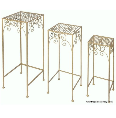 Old Rectory Plant Stand Tables - Size Options