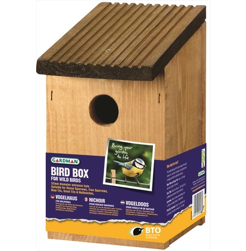 Bird Box or nesting box