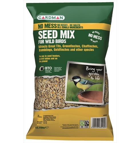 No Mess Seed Mix 12.75kg - from Gardman
