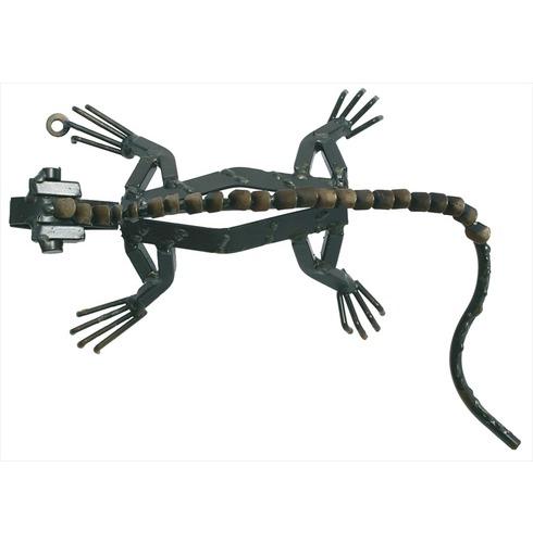 Wall Ornament - Agama Lizard D/L