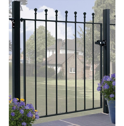 Manor Single Garden Gate 4ft High