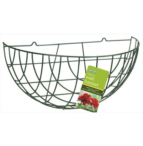 Wire Wall Basket Traditional Design 16""